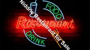 Niddrie Restaurant for Sale