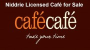 Niddrie Licensed Café for Sale
