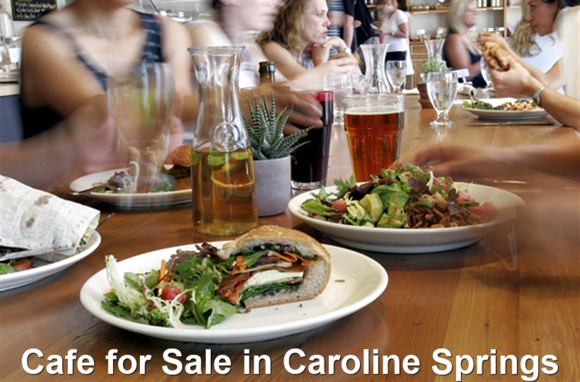 Caroline Springs New Restaurants