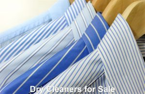 Dry Cleaners for Sale