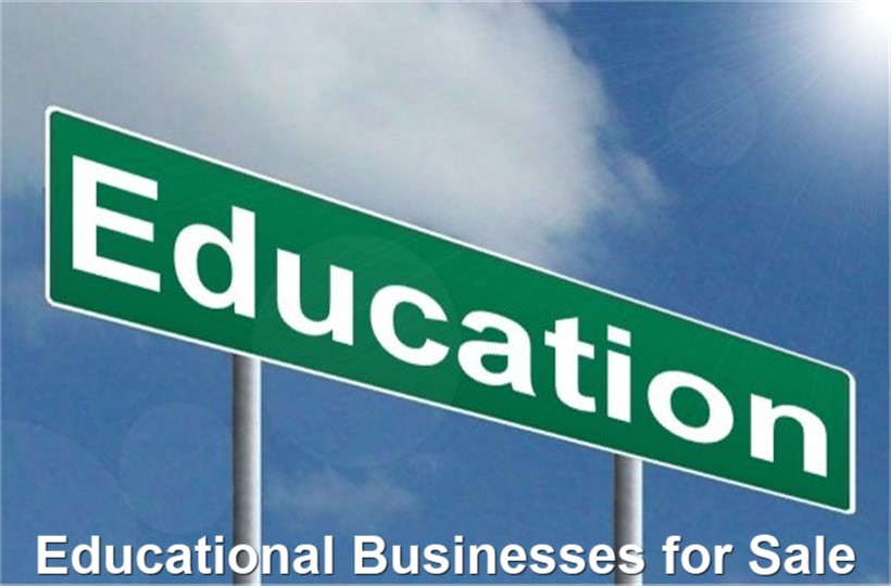 Educational Businesses for Sale
