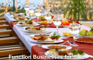 Function Businesses for Sale