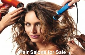 Hair Salons for Sale