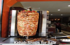 Kebab Shops for Sale