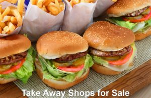 Take Away Shops for Sale