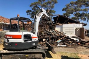 Demolition Business for Sale